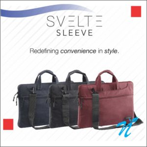 Neopack Svelte Sleeve - Macbook & Laptops