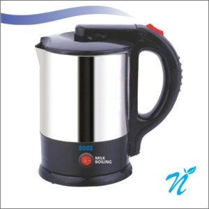 Boss Supreme 1500 + 350 Watts Electric Kettle