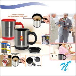 Self Stirring Coffee-TEA Mug