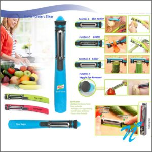Fruit / Vegetable 4 in 1 Peeler