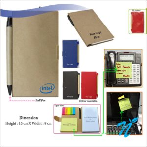 Eco Sticky Pad note pad