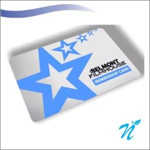 Multi Colour Membership Card