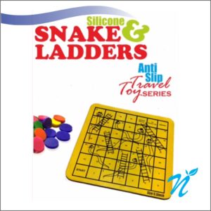 Silicone Snakes & Ladders