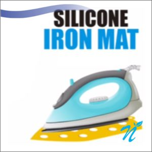 Silicone Iron Mat