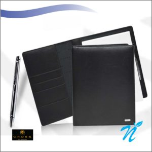 Insignia A5 Planner With Cross Pen AC248329B