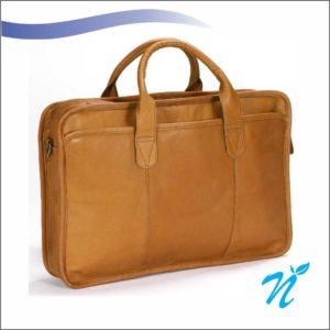 Leather Office Laptop Bag