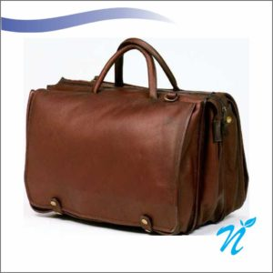 Leatherette Office Laptop Bag