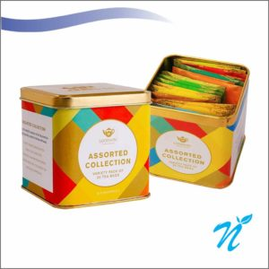 Assorted Gourmet Tea Gift Box