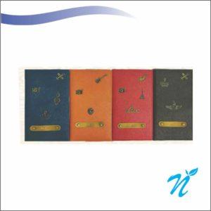 Leatherette Passport Folder