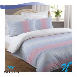 Welspun Expressions Double Bed Sheet