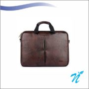 Leatherette Office Bag