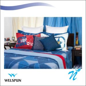 Welspun Denim Yothopia Collection Bed Sheets