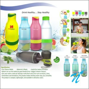 Fruit Flavour (Juicer) Bottle