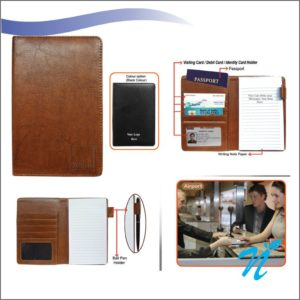 Passport Holder with Multi uses