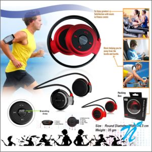 Bluetooth Sports Stereo Headset