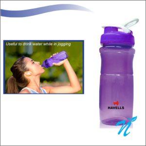Plastic Sipper Water Bottle