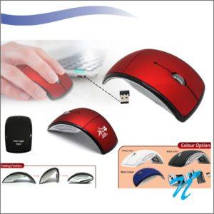 Folding Wireless Mouse