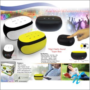 Touch Bluetooth Music Speaker