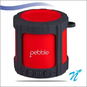 Pebble Blast Red