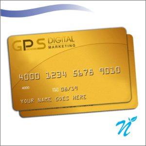 Multi Colour Privilege Card