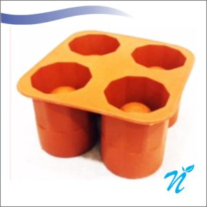 Silicone Shot Glass Mould
