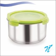 SS Insulock Large Lunch Box With Plate