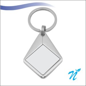 Metal Keychains (Colour Plate)