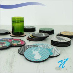 Foam Coaster ( Round )