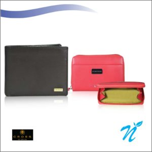 Insignia Slim Wallet With Compact Zip Around Wallet ACC1094B