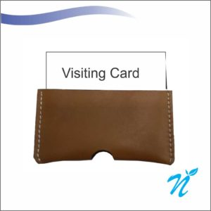Pure Leather Visiting Card Holder
