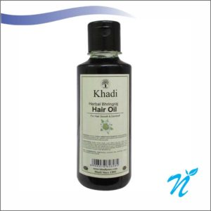 Khadi Pure Herbal Bhringraj Hair Oil
