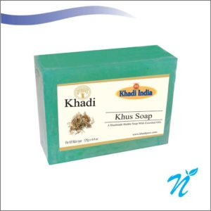 Khadi Pure Herbal Khus Soap