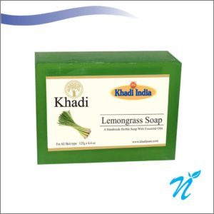 Khadi Pure Herbal Lemongrass Soap