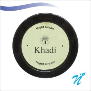 Khadi Pure Herbal Night Cream