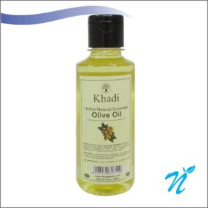 Khadi Pure Herbal Natural Essential Olive Oil