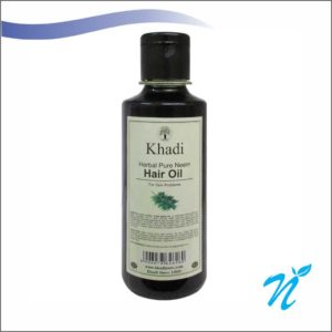 Khadi Pure Herbal Pure Neem Oil