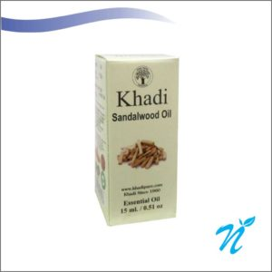 Khadi Pure Herbal Sandalwood Essential Oil
