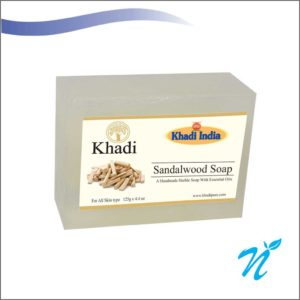Khadi Pure Herbal Sandalwood Soap