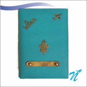 Leather Passport Folder