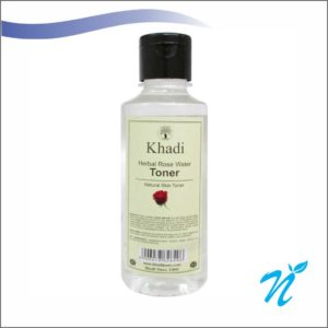 Khadi Pure Herbal Rose Water