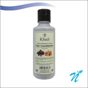 Khadi Pure Herbal Shikakai & Honey Hair Conditioner SLS-Paraben Free