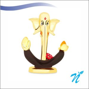 Magic Ganeshji God Idol