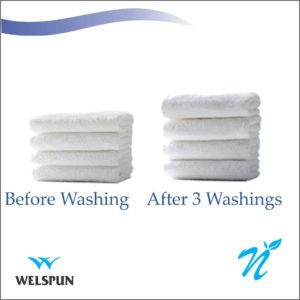Welspun Hygro Towels