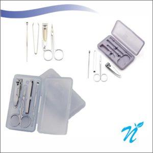 Plastic Manicure Set