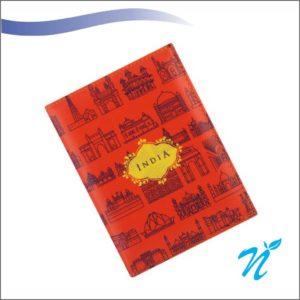 Digital Printed Passport Folder